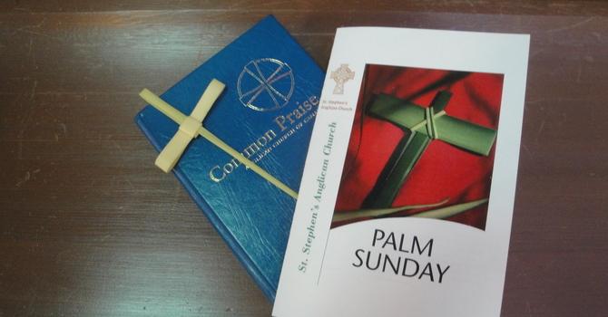 2017 Palm Sunday