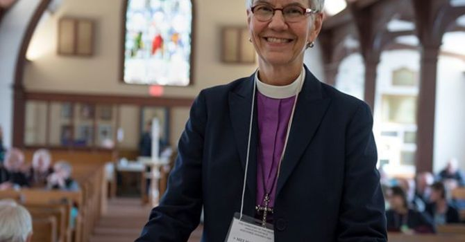 Happy 6th Anniversary Archbishop Melissa, March 1.  image