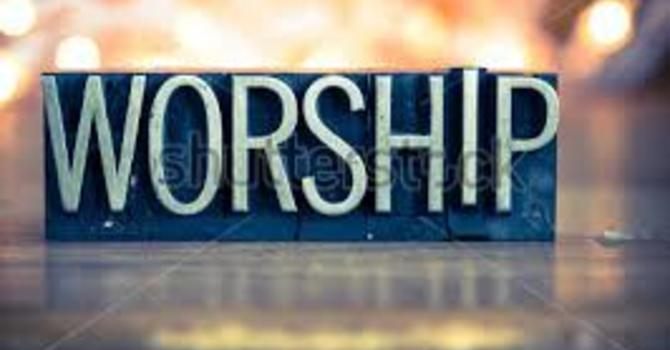 Worship ministries
