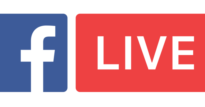 How to Access our Facebook Live Stream image