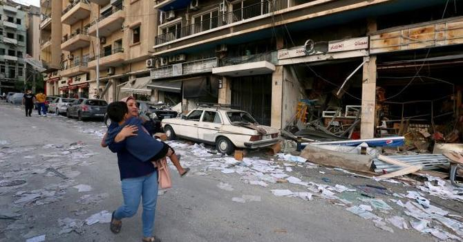 Devastation in Lebanon, Funding Appeal image
