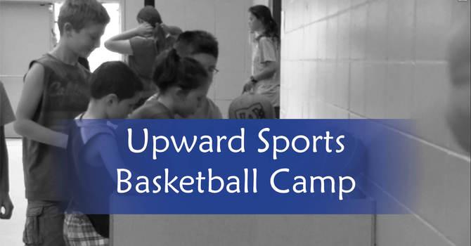 Upward Sports Basketball Camp image