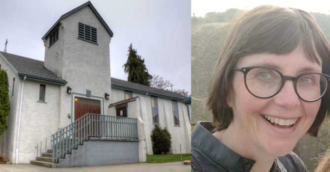 Sulin Milne appointed incumbent - St Peter, Comox image