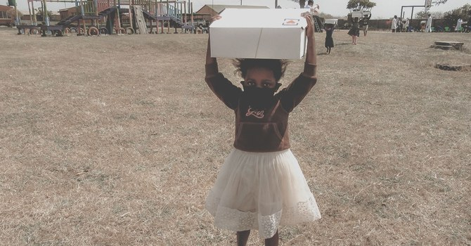 Boxes of Love - Zambia