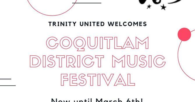 Coquitlam District Music Festival image