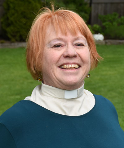 The Rev'd Canon Nancy Ford