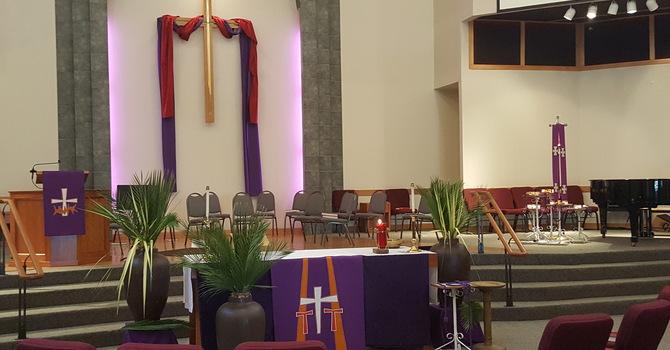 Congregational Survey image