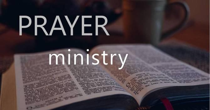 Prayer Ministry
