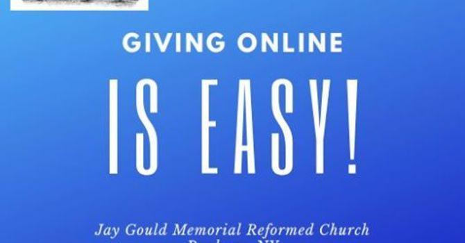 New Giving Program image