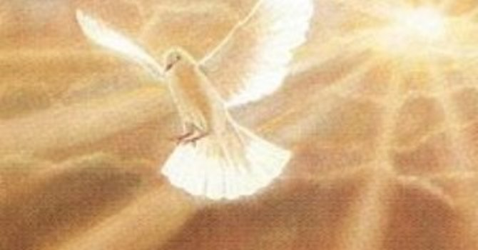 Part I: The Holy Spirit
