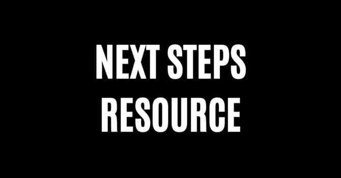 Next Steps Resource image