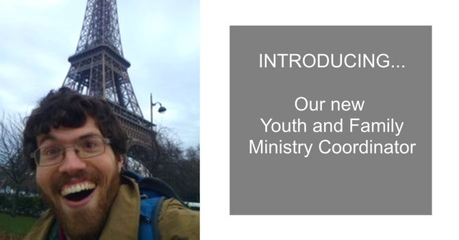 New Youth & Family Ministry Coordinator image