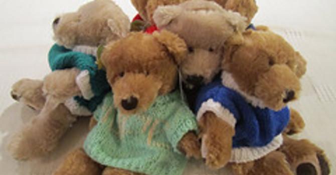 Foundation of Hope Bear image