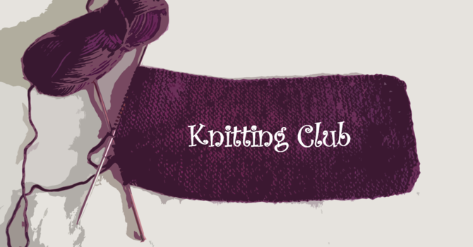 Knitting Club image
