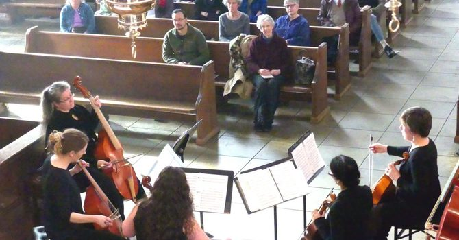 Vancouver Viols | February 18, 2018 image