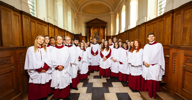 The Choir of Clare College, Cambridge | March 22, 2019 image