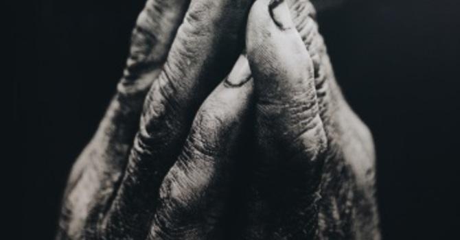Mama's prayers... image