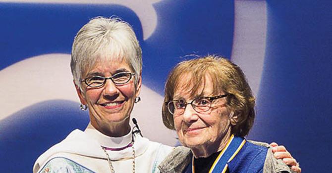 Sylvia Joyce Laughlin, ODNW image