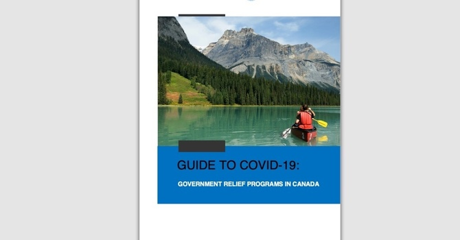 Guide to Covid-19: Government Relief Programs in Canada image