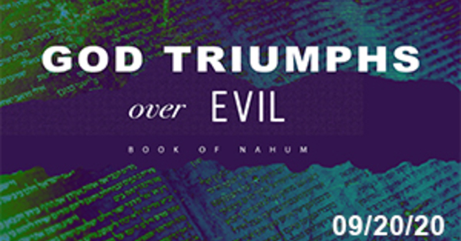God's Triumph over Evil
