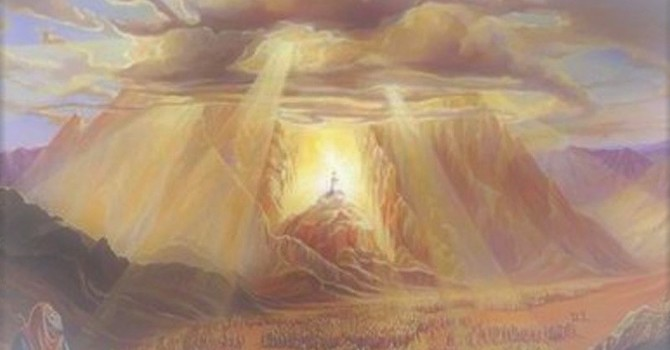 The Longest Journey: Moses meets God