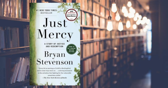 "Thoughtful Thursday | ""Just Mercy"" by Bryan Stevenson image"