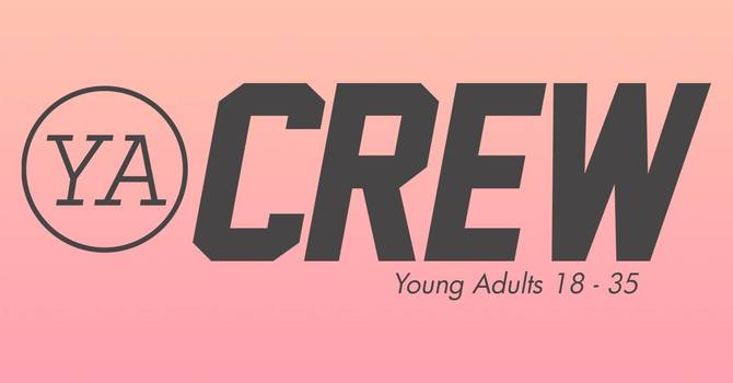 Young Adults - YA Crew