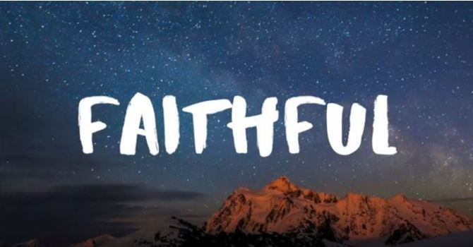 God: Faithful in Leadership