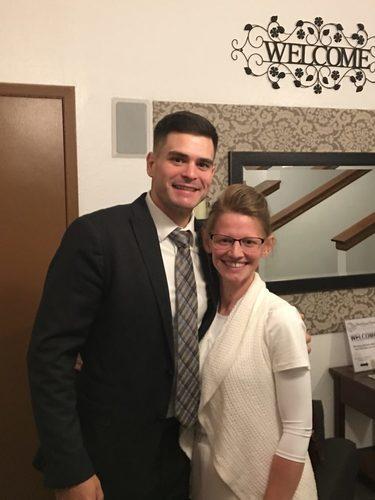 Rev Nathan and Sarah Wells
