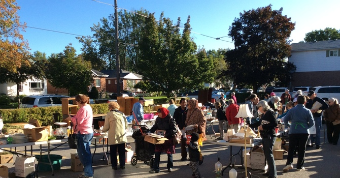 Yard and Plant Sale image