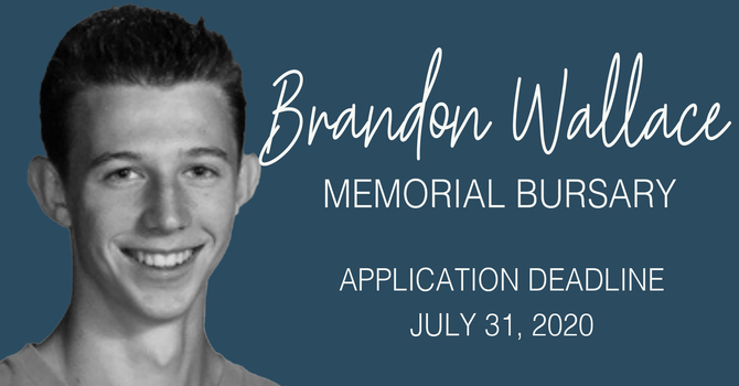 Brandon Wallace Bursary image