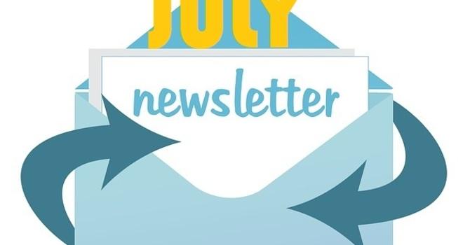 July 2020 Parish Newsletter image