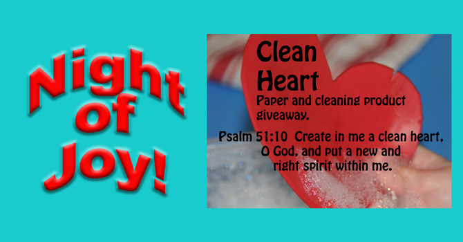 Night of Joy / Clean Heart