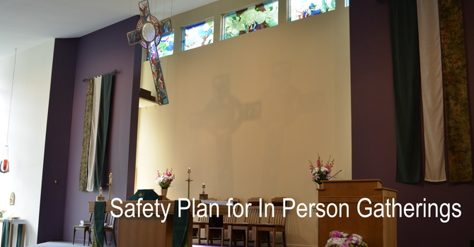 Safety Plan for In Person Gatherings image