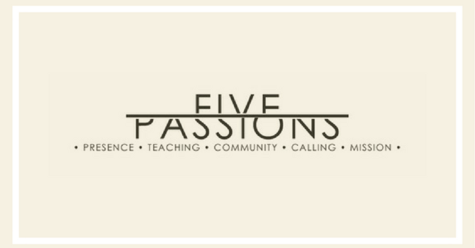 Five Passions