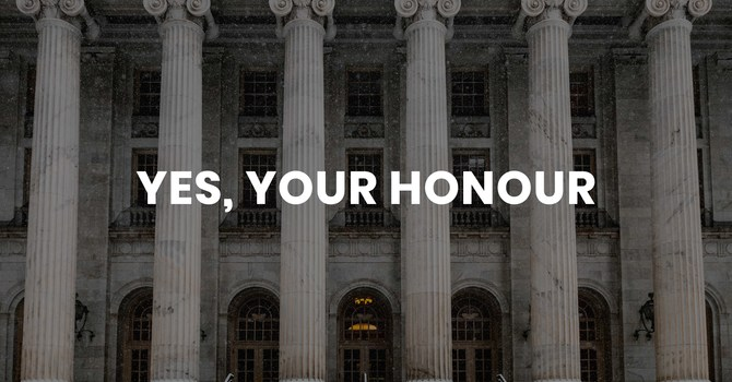 Yes, Your Honour