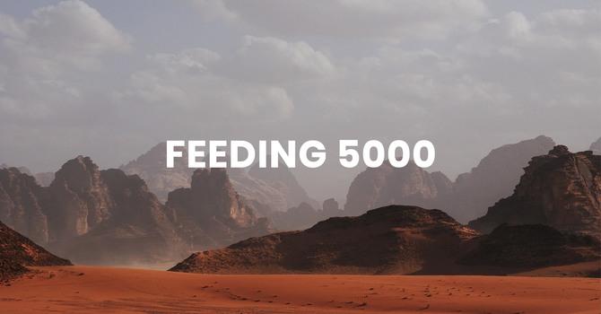Feeding 5000