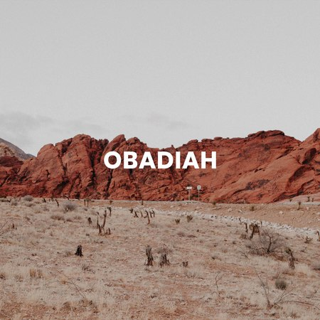The Book of Obadiah