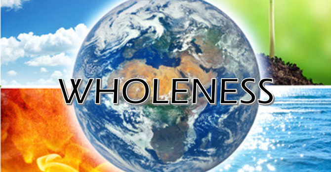 Celebrating Wholeness