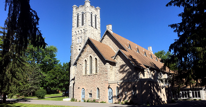 Church of St. Mary Magdalene, Napanee