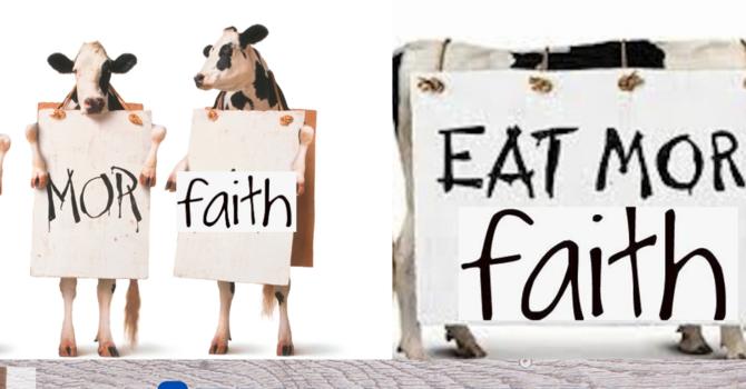 Eat More Faith - Part 1 (B)