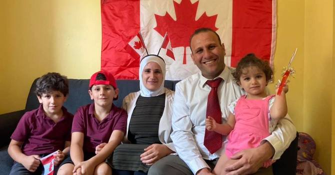 Great News: New Canadian Citizens image