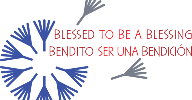 Blessed To Be A Blessing Pledge Campaign image