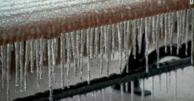 Service is cancelled this morning December 1st, due to freezing rain.   image