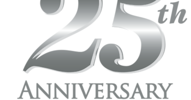 25th Anniversary image