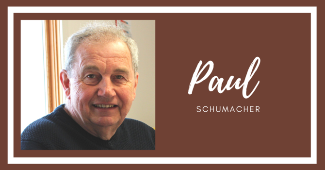 Paul Schumacher to act as interim priest-in-charge, Church of the Advent image