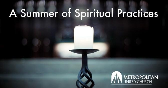 The Spiritual Practice of Prayer