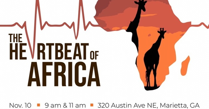The Heartbeat of Africa