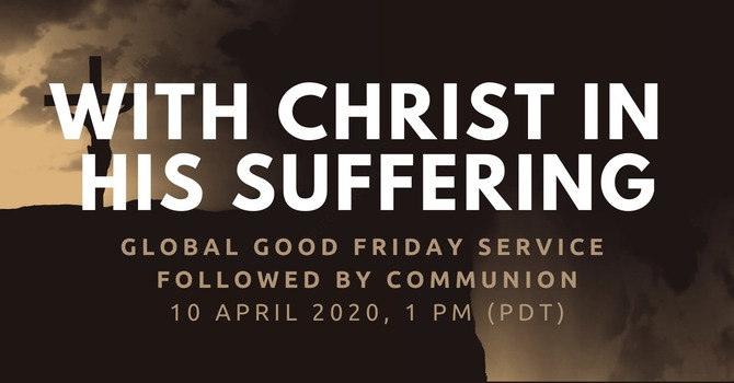 With Christ In His Suffering