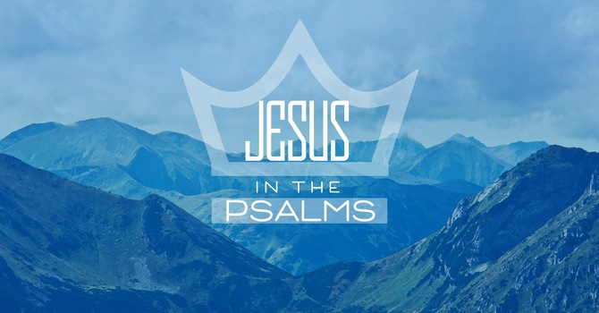 Seeing Jesus in the Psalms image